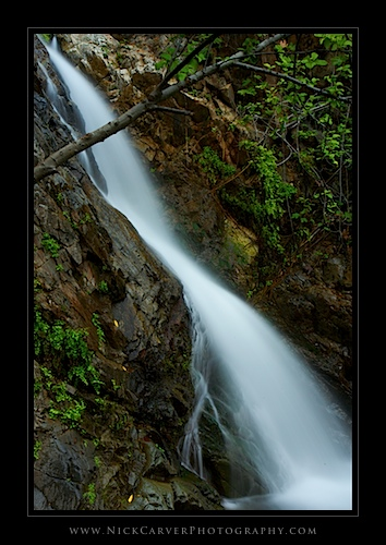Holy Jim Falls - Orange County, CA