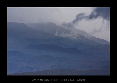Panamint Valley Storm - Death Valley National Park, CA