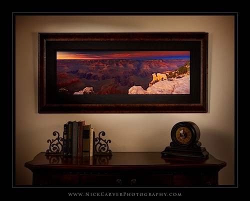 The Grand Canyon - Limited Edition Fine Art Print