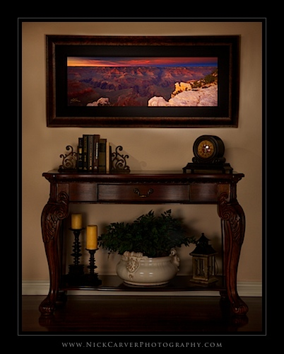 The Grand Canyon - Limited Edition Panoramic Fine Art Piece