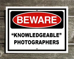 Beware of Other Photographers